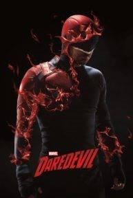 marvels daredevil poster