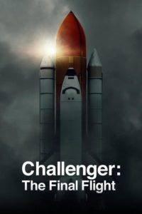 challenger the final flight poster